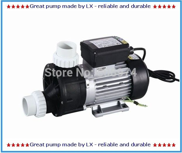 China Lx Whirlpool Spa Bath Pump Circulation Pump Ja50 0 5 Hp 370 Watts Free Shipping To Australia Europe Sweden Norway Pumps Spa Whirlpool Hot Tub