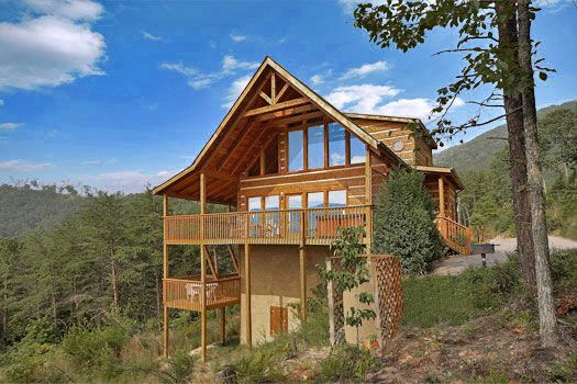 Bring The Entire Family On Spring Break In American Mountain Rentals  American Mountain Rentals Offers Luxury Cabins And Chalets From Bedrooms.