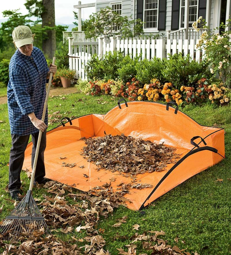Large Garden Dustpan Wide Strong Plastic Dust Pan Scoop Leaf Waste Grass Sweeper