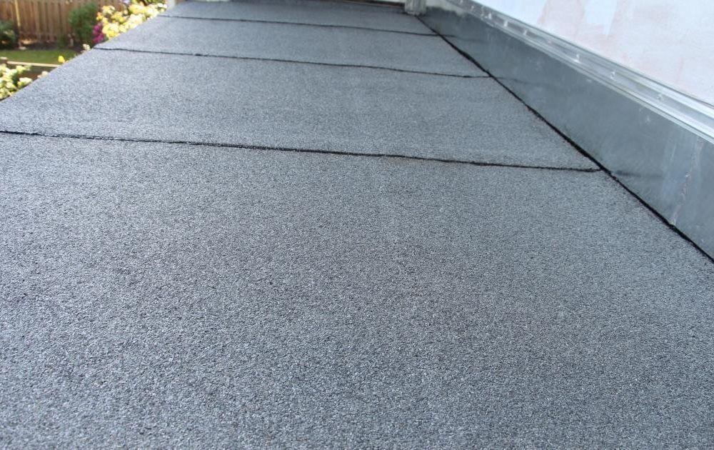 Balkon Sanierung in Herford Mai 2018 Dachdecker Dach