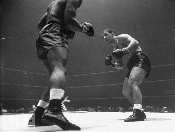 Narfle The Garthok Boxing Workout Marciano Martial Arts