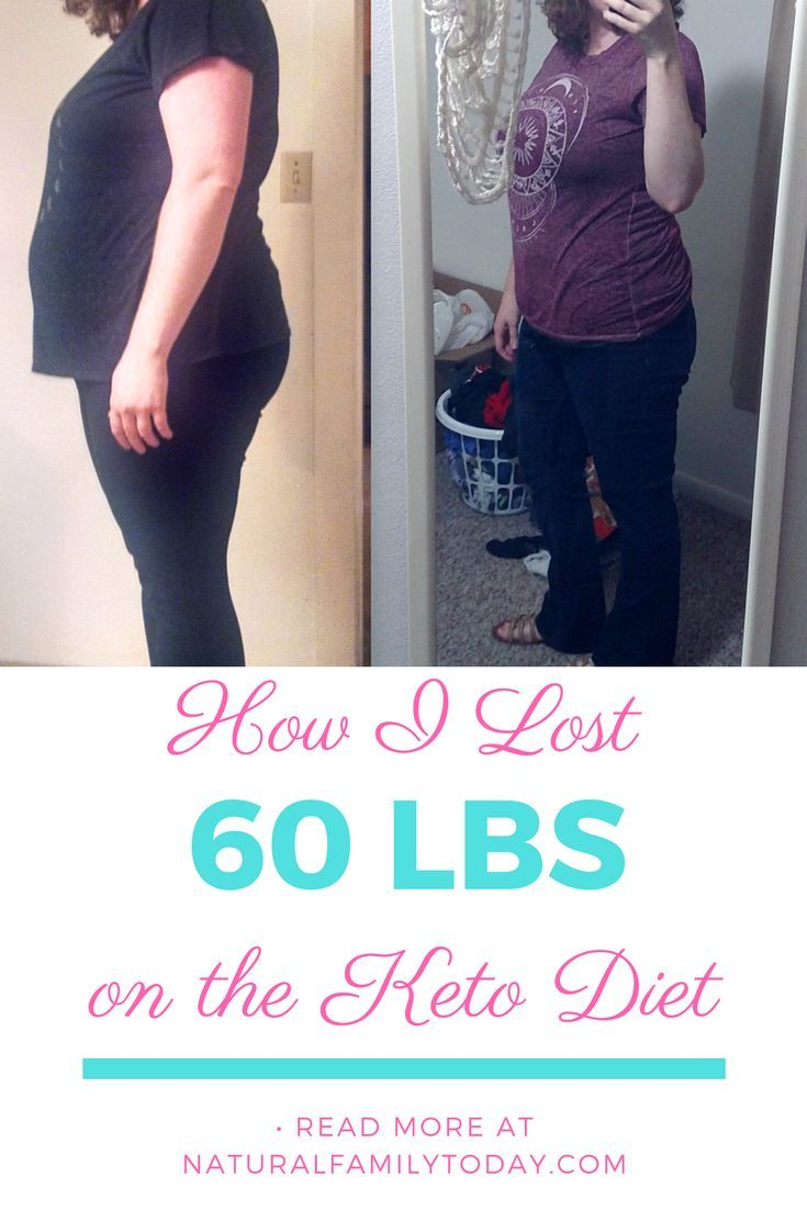 How I lost 60 lbs on the keto diet : keto weight loss ...
