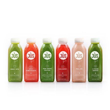 Free shipping buy jus by julie 3 day blended juice cleanse kit 18 free shipping buy jus by julie 3 day blended juice cleanse kit 18 malvernweather Choice Image