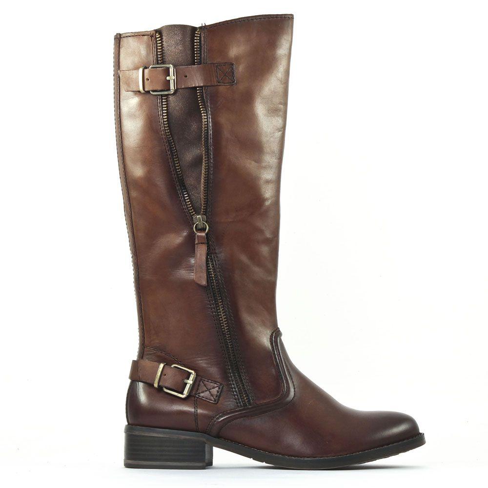 Chaussures automne marron femme zLdnhjy