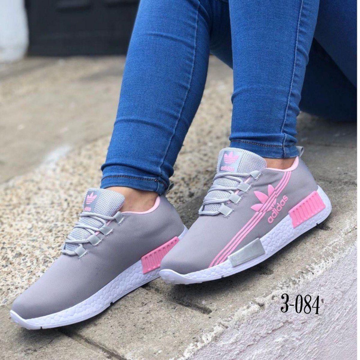 71963bc434 Zapatos Deportivos Variado Para Damas Moda Colombiana - Bs. 88.000,00 en Mercado  Libre