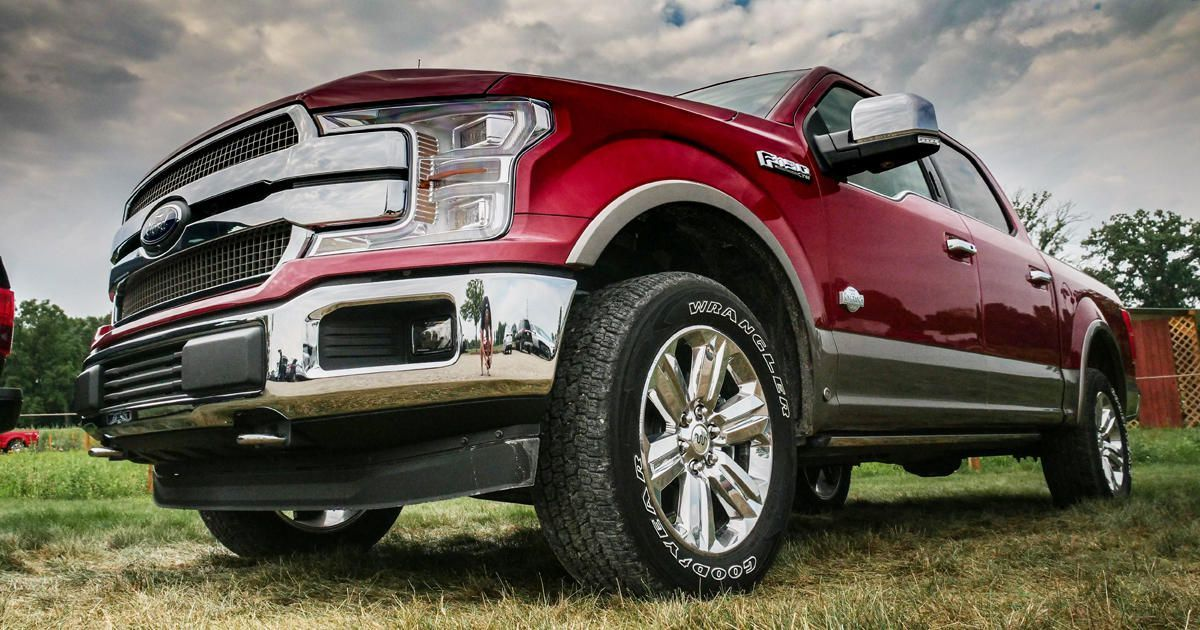2018 Ford F150 delivers equal doses of truck stuff and