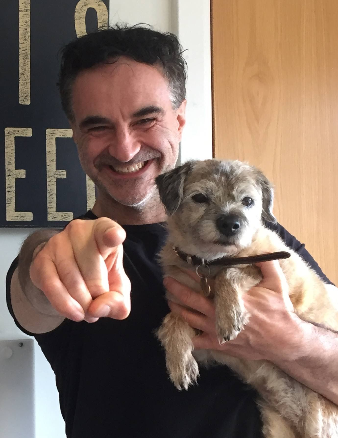 Super Exited About Watching The New Supervet Border Terrier