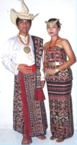 Baju Adat Seluruh Indonesia