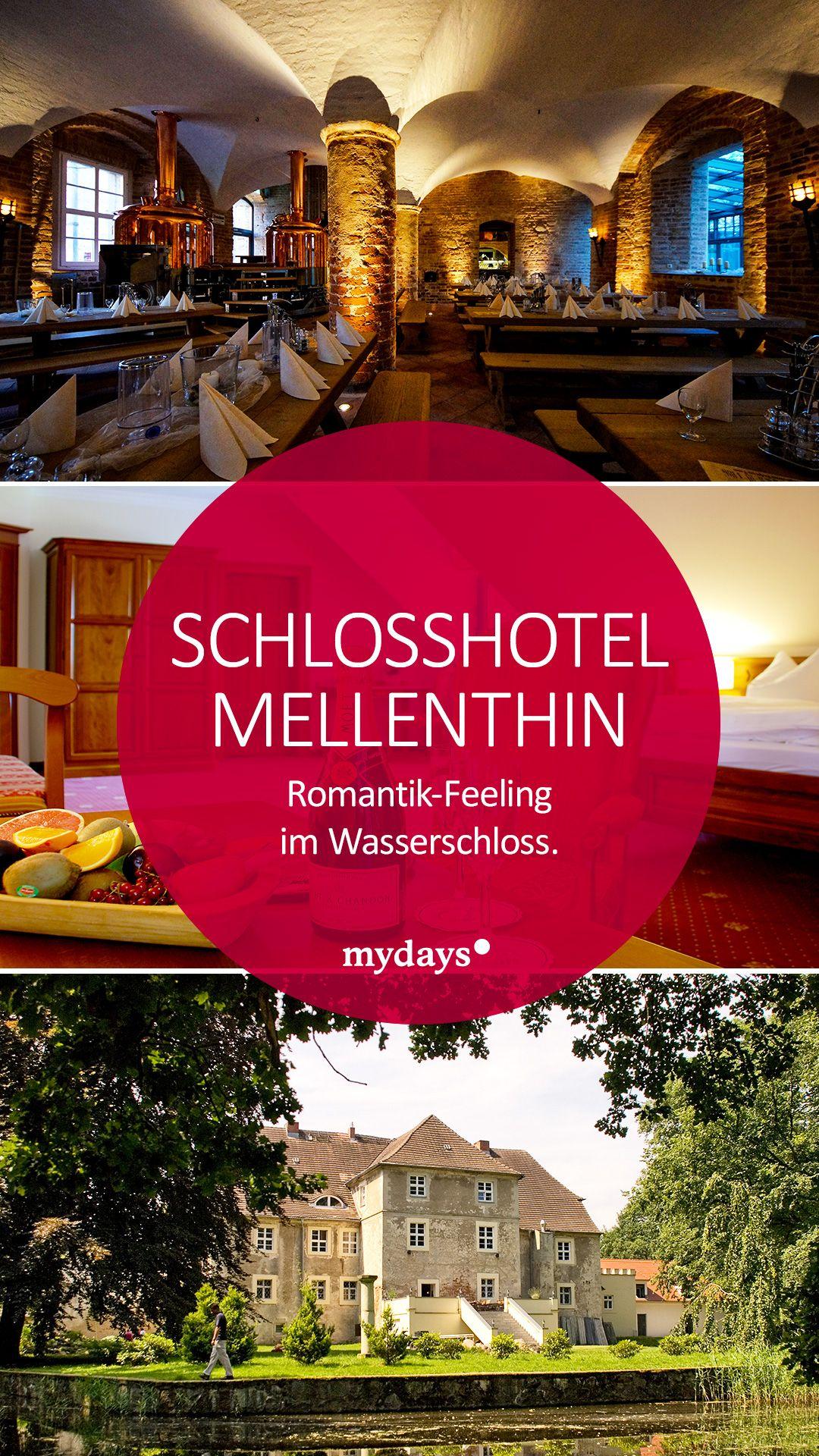 Schlosshotels Mellenthin Hotel gast, Schloss und Reise