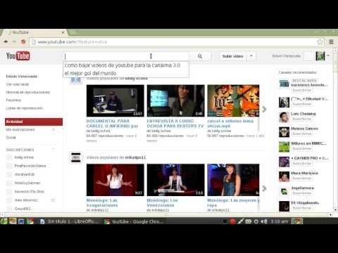 Como Bajar Videos De Youtube Sin Programas Y Sin Java Videos De