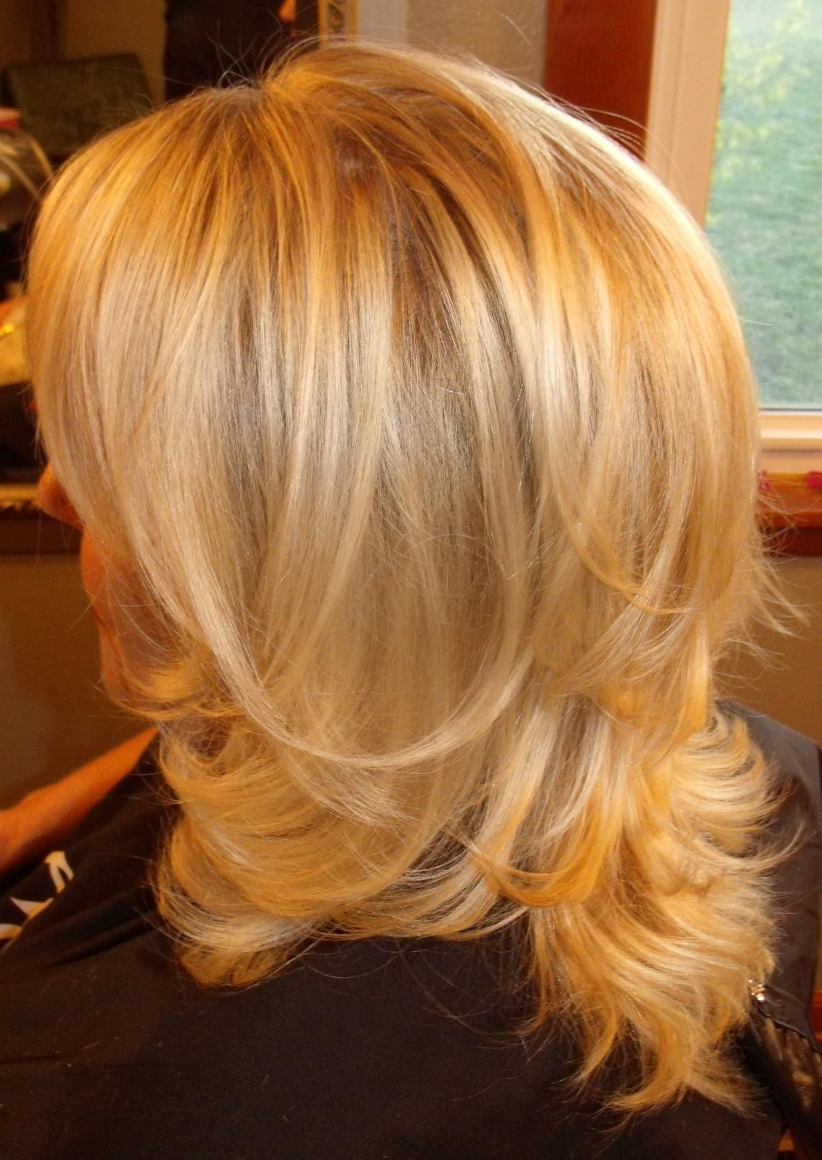 Pretty Blonde With Platinum Highlights Like This Color But Cant