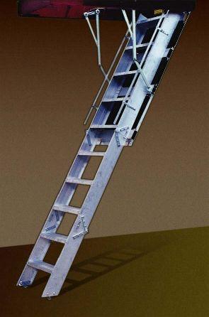 Super Simplex Disappearing Stairway Stairways Ladder Aluminium Ladder