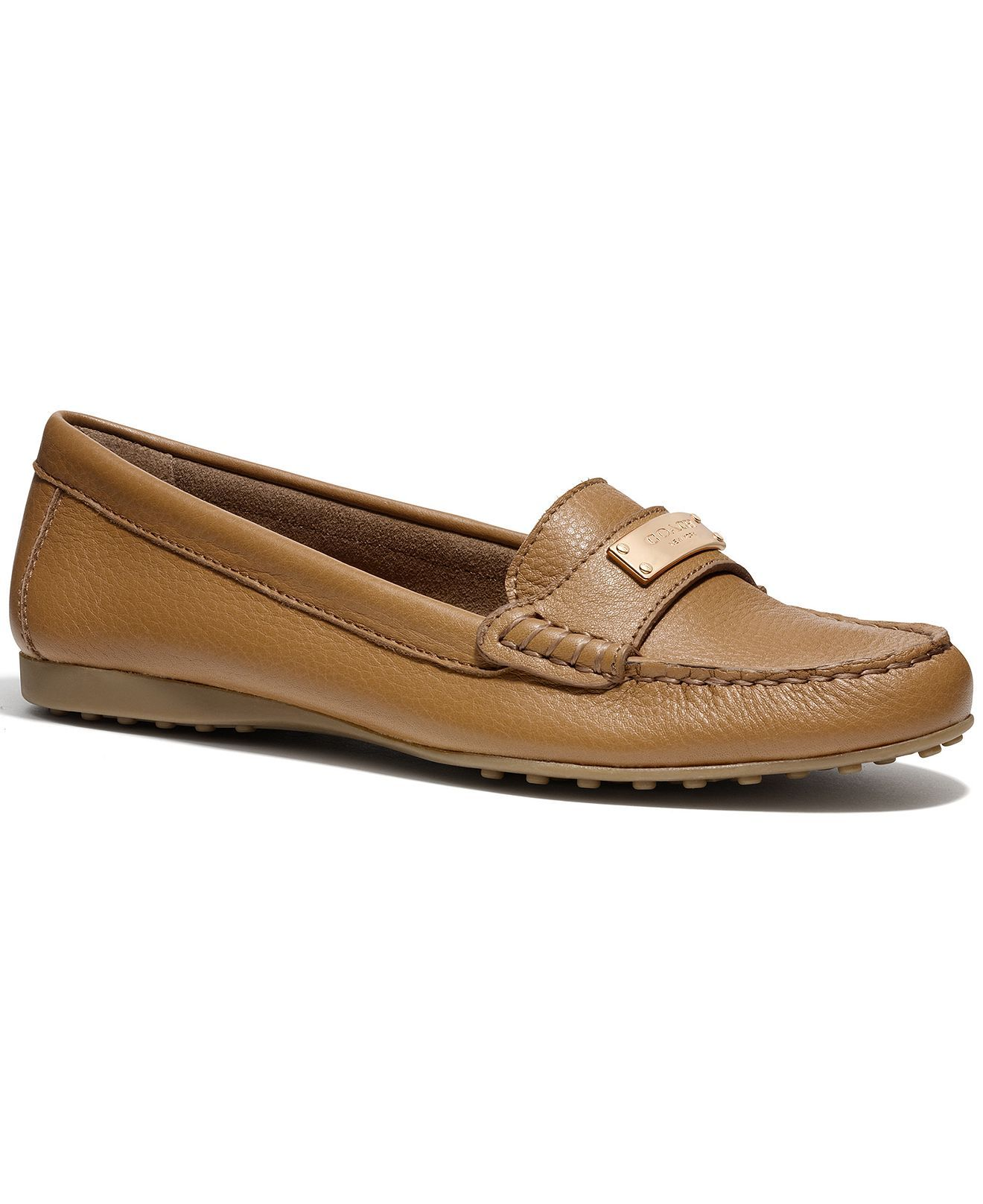 COACH FREDRICA LOAFER - Flats - Shoes - Macy's  39ccd07a8c60