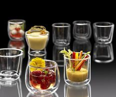 Set 20 de pahare Thermic Glass