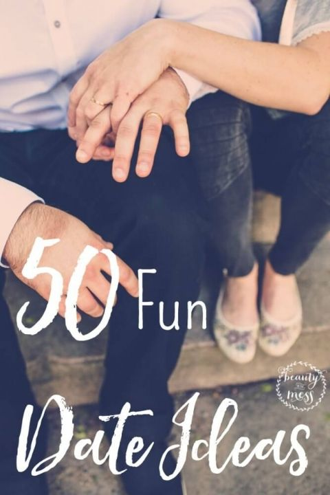 50 Fun Date Night Ideas 50th Relationships and Stuffing