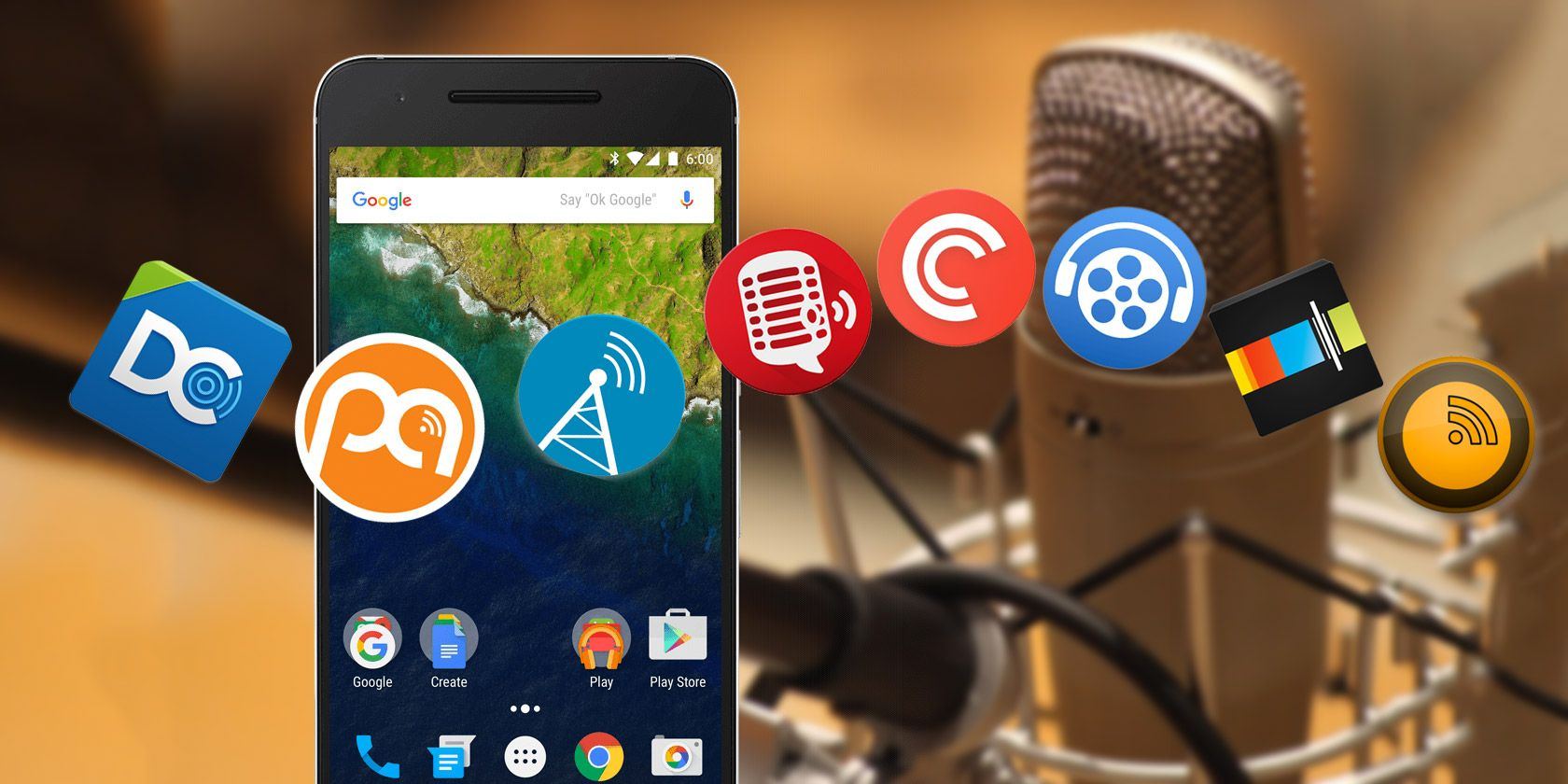Beste Apps Android The 8 Best Podcast Apps For Android In 2019 Entertainment