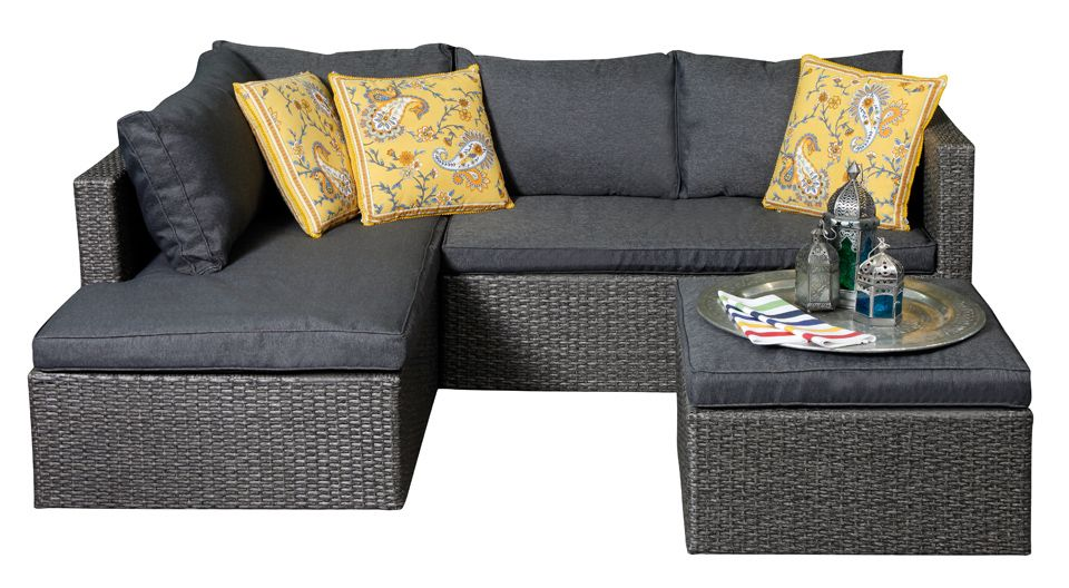 Superb Outdoor Modular Furniture   Riley Modular Is A Stylish Compact Modular  Suited To Smaller Areas Or