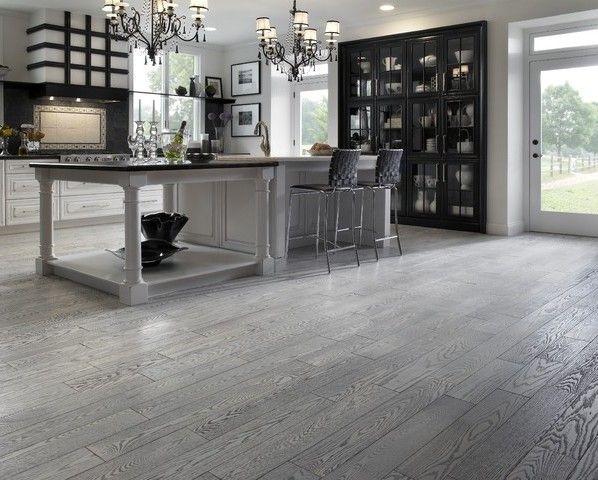 Del parquet grigio chiaro con moderno pu essere facilmente with pavimento grigio chiaro - Colore divano pavimento cotto ...