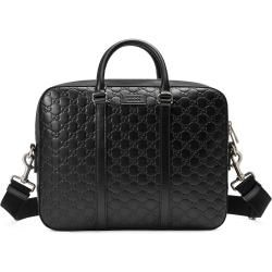 Photo of Aktentasche aus Gucci Signature Leder Gucci