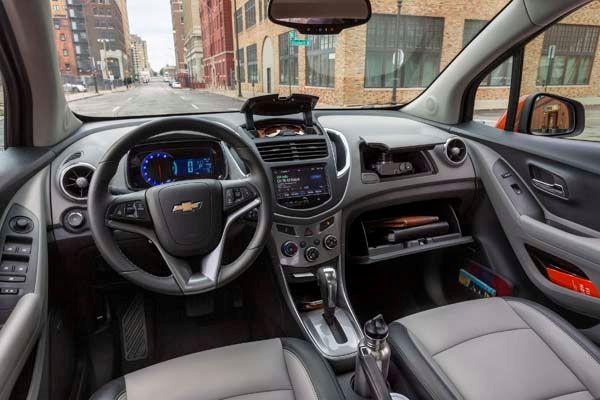 2015 Chevrolet Trax Ltz Quick Take Chevrolet Trax Chevy Chevy