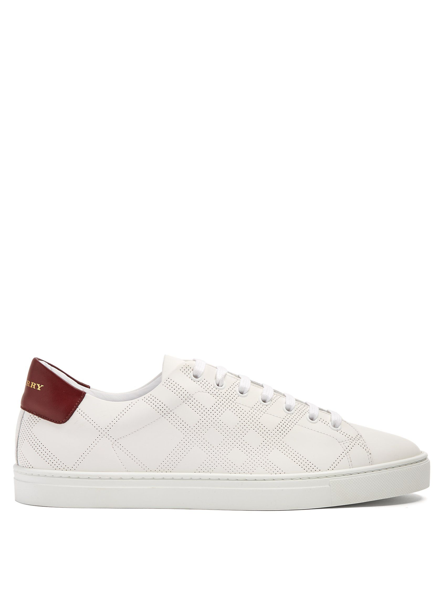 bbcb3f5e49be Albert low-top leather trainers