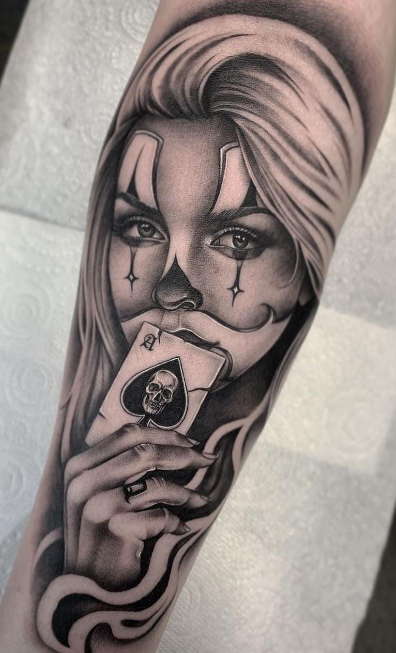Tatuagens No Antebraco 80 Desenhos Masculinos Incriveis Eu Amo