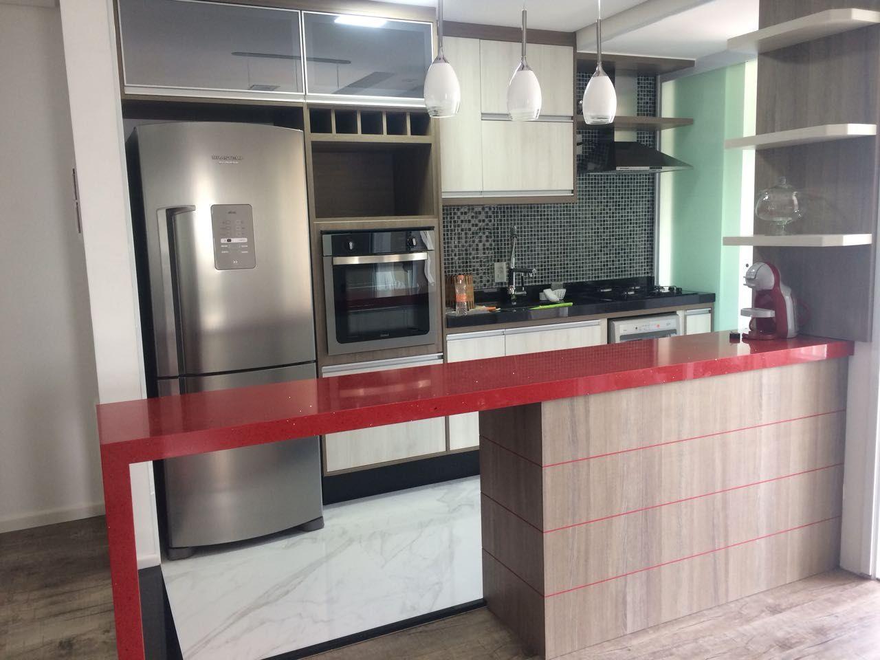 Cozinha Sob Medida Moderna Per La Casa M Veis Sob Medida