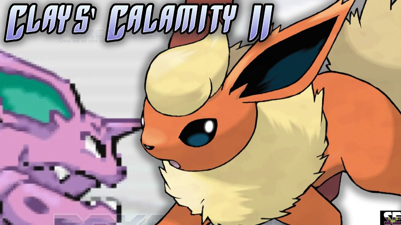 Https Youtu Be R 4npothus Every Pokemon Is Your Starter Pokemon Clays Calamity Ii By Frabulator