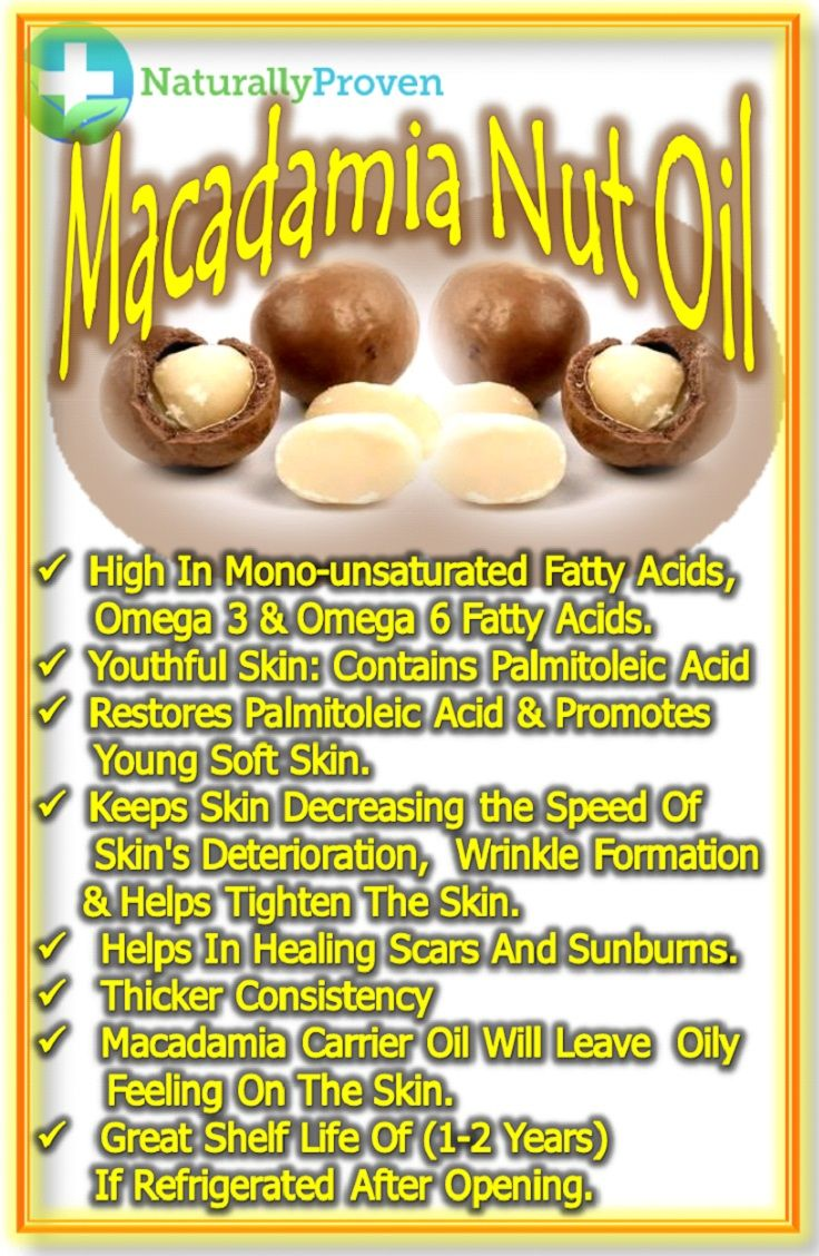 An Amazing Body Oil That You Probably Have Never Considered Macadamia Nut Oil Restores Palmitoleic Ac Macadamia Nut Oil Macadamia Nut Benefits Macadamia Nuts
