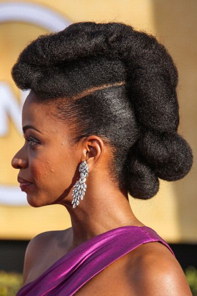 Pleasing 1000 Images About Natural Amp Protective Hair Styles On Pinterest Short Hairstyles For Black Women Fulllsitofus
