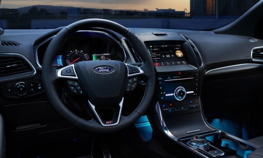 2020 Ford Edge New Design Release Date Price In 2020 With Images Ford Edge