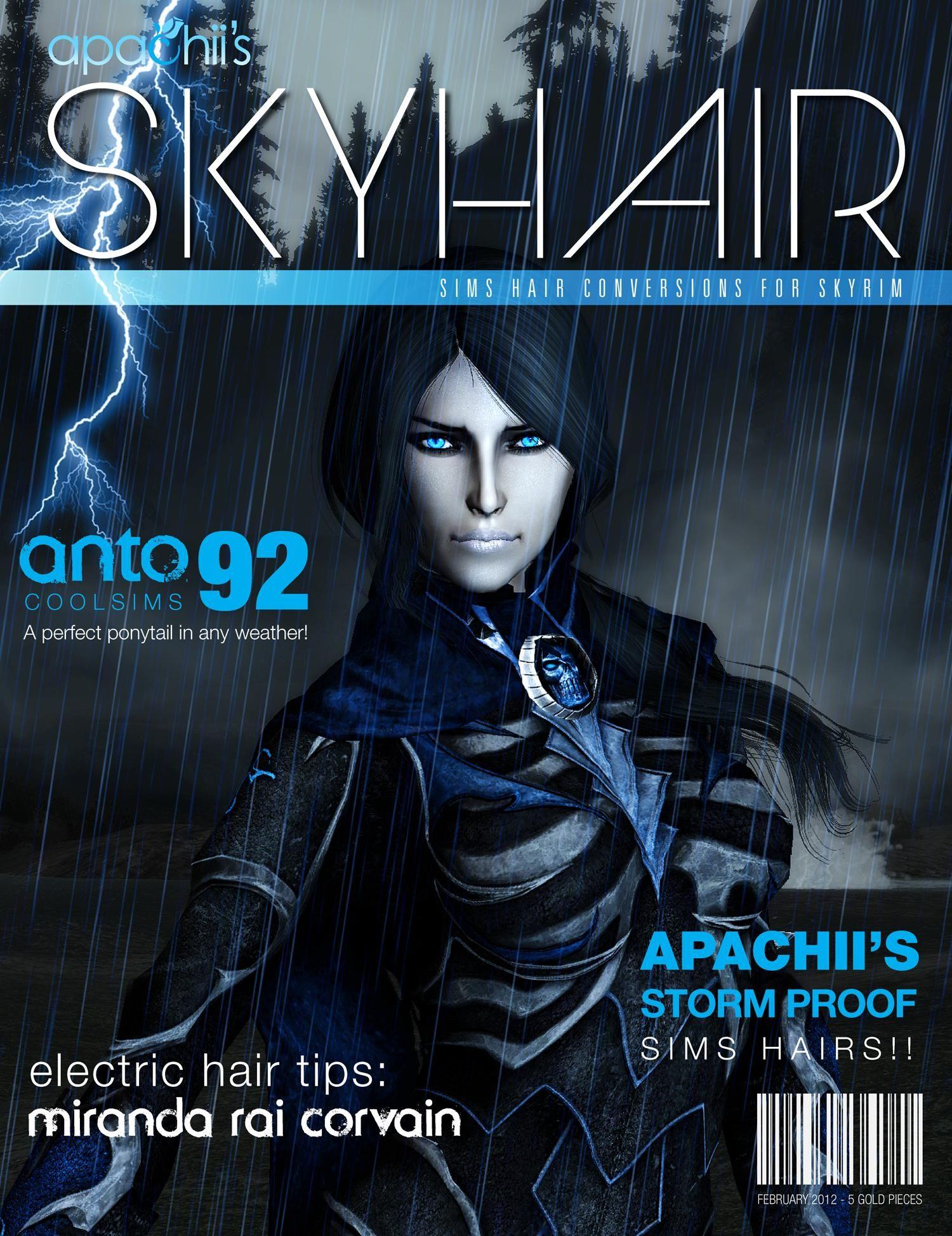 Apachiiskyhair At Skyrim Nexus Mods And Community I Installed The