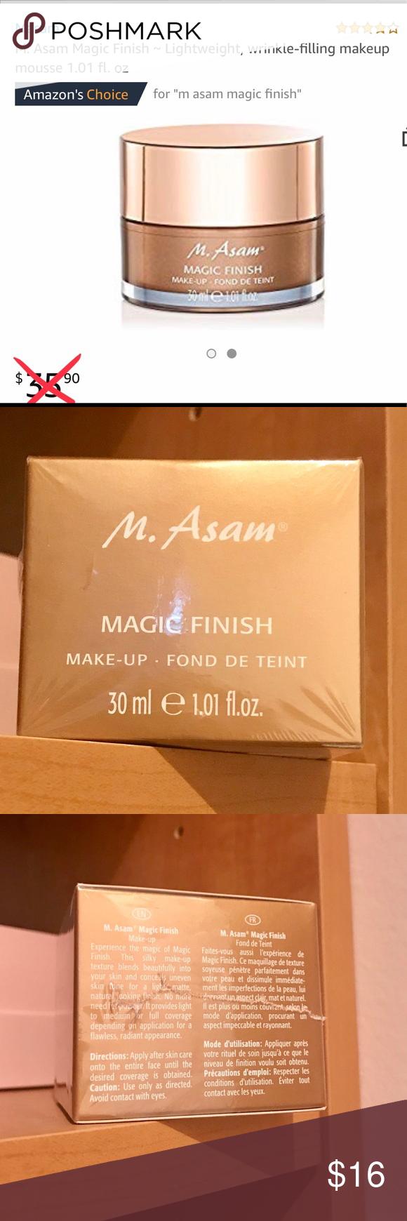 Magic Finish Makeup Skin color makeup, Skin brightening