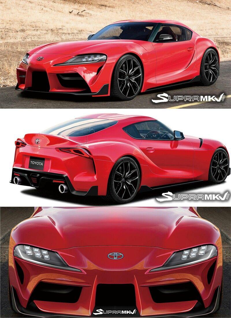 2019 2020 Supra With Images New Toyota Supra Toyota Supra Mk4 Toyota Cars