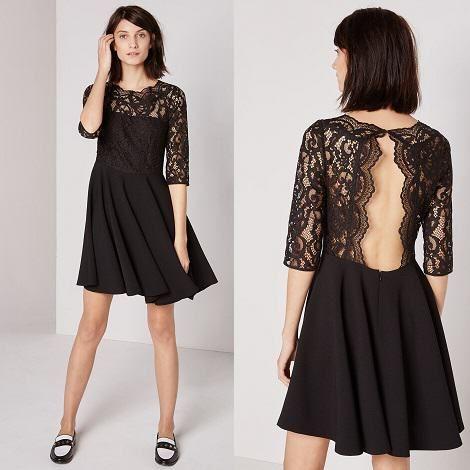 Vestiaire de soirée, robes de fête Claudie Pierlot   Toutes en robe ... 2f0e76825f71