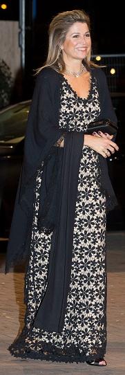 Queen Máxima of the Netherlands - 8.11.2014