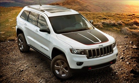 Car Reviews, New And Used Car Prices, Photos And Videos. Grand Cherokee  Trailhawk2013 Jeep ...