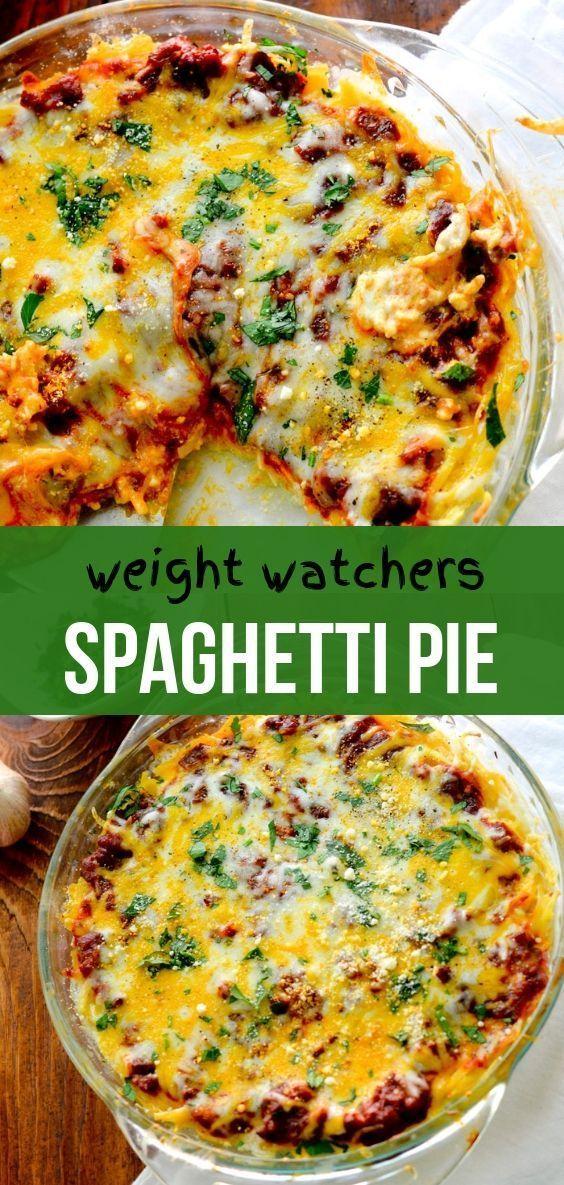 Spaghetti Pie Retake images