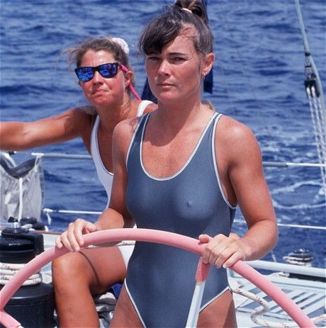 Yachtswoman Tracy Edwards launches bid to save decaying ...