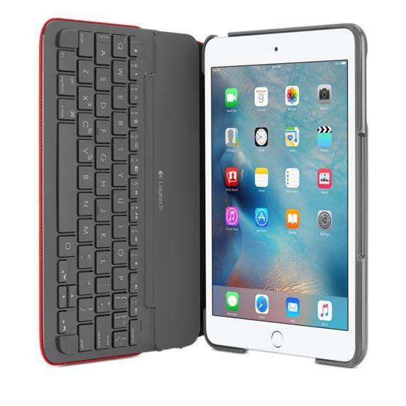 Capa Canvas Keyboard da Logitech para iPad mini - Apple (PT)