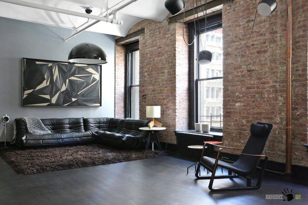100 лучших идей: мягкая мебель в современной гостиной на ...