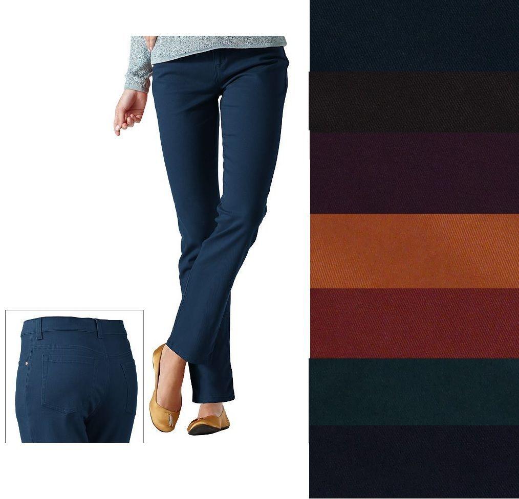 59987675058 Gloria Vanderbilt Womens Amanda Jeans Size 4 6 8 10 12 12P 14 16 18 ...