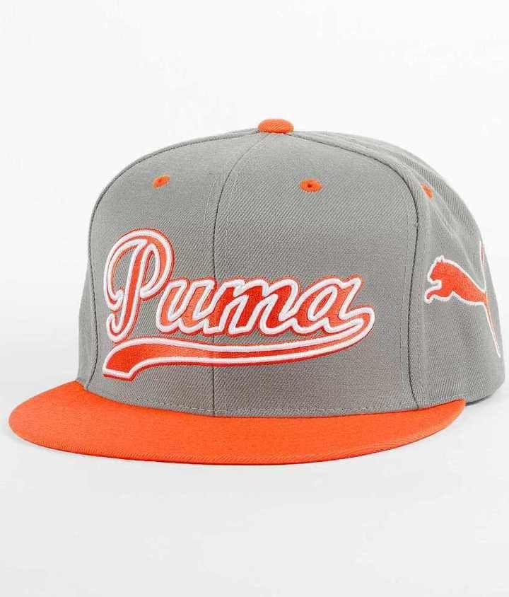 Puma Script City Hat  c1d2af9e412