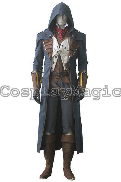 Assassin S Creed Unity Arno Victor Dorian Cosplay Assassins