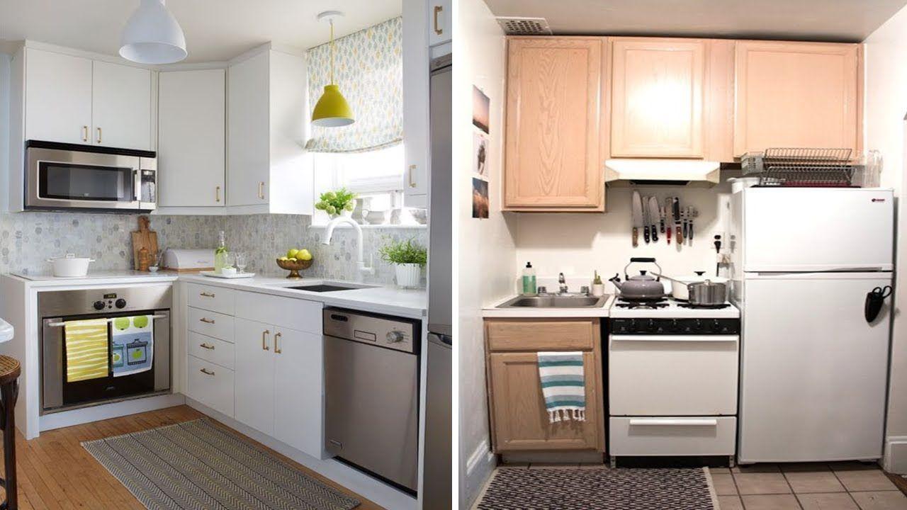40 Very Small Kitchen Design Kitchen Design Small Interior