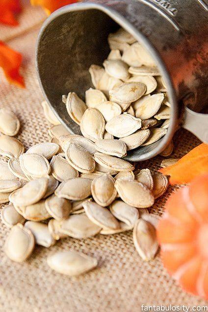 Sweet & Salty: Pumpkin Seed Recipe #pumpkinseedsrecipebaked