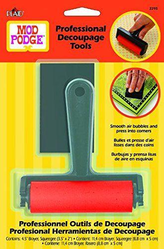 Mod Podge Professional Tool Set: Amazon.co.uk: Kitchen & Home
