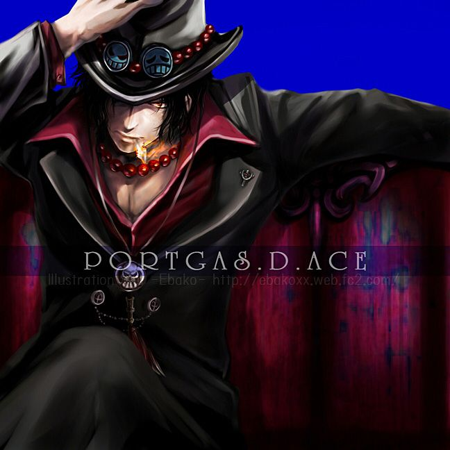 Portgas D. Ace - Pirate King