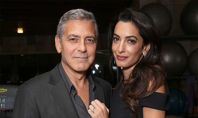 See The Country Retreat Where George And Amal Clooney Will
