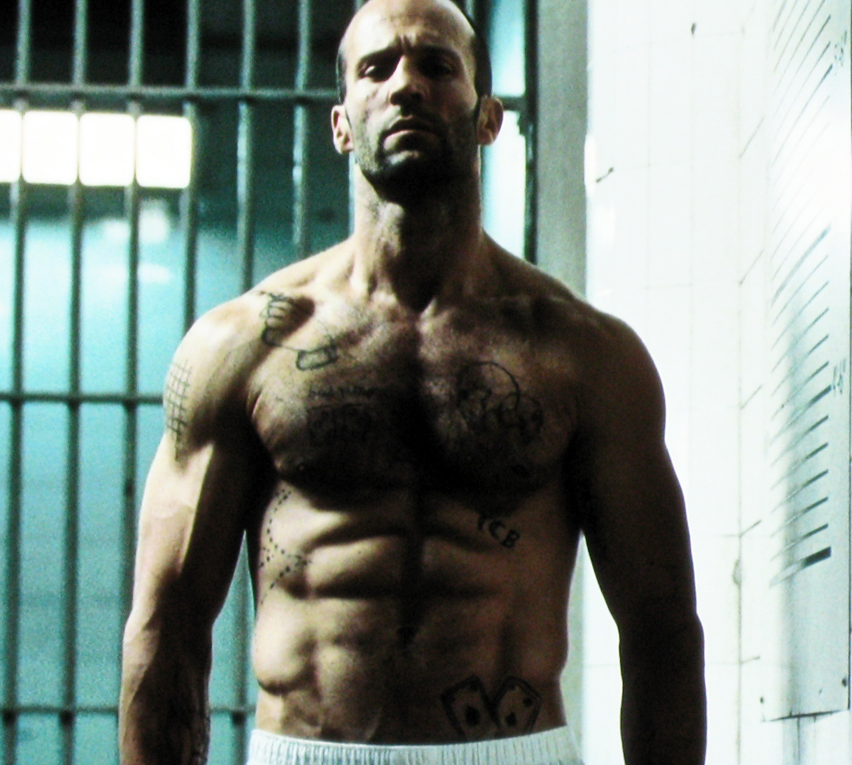 9 top muscle-building tips from Jason Statham 9 top muscle-building tips from Jason Statham new pictures